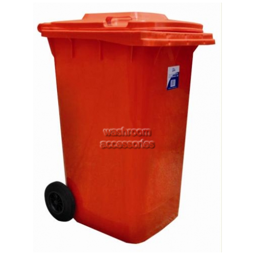 View 240 Litre Heavy Duty Bin With Wheels details.
