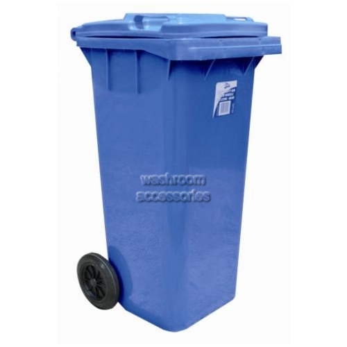 View 120 Litre Heavy Duty Bin With Wheels details.