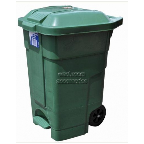 View 70 Litre Heavy Duty Bin With Wheels details.