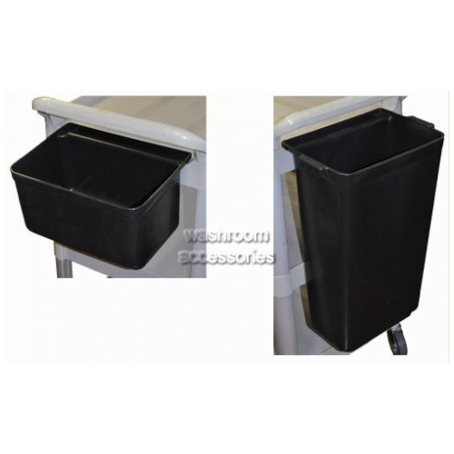 View Utility Cart Bin - Set of 2 details.