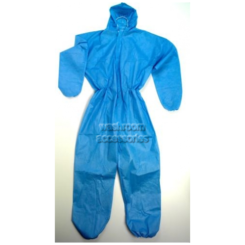 View Triple Layer Disposable Coveralls details.