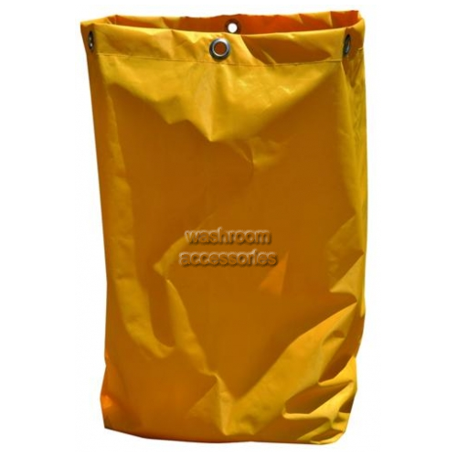View Janitor Cart Yellow Replacement Bag details.