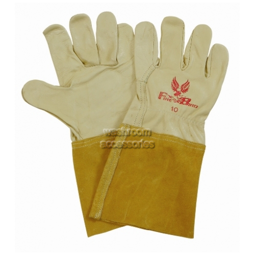 View Cow Grain Rigger Glove details.