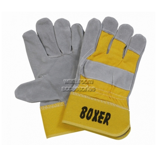 View Split Leather Protective Gloves details.
