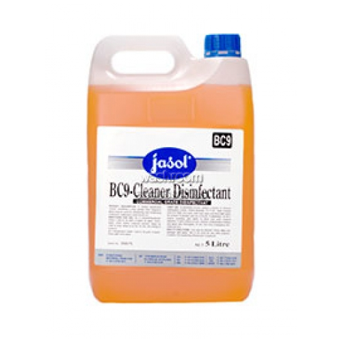 BC9 Cleaner Disinfectant