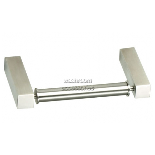 View TRH801 Toilet Roll Holder Single Square Posts details.