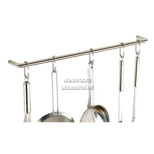 View UR930 Hanging Pot and Utensil Rack details.