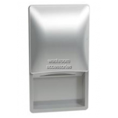 View 2A01 Paper Towel Dispenser Manual details.