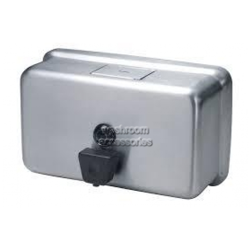 View BBR-034 Stainless Steel Soap Dispenser details.