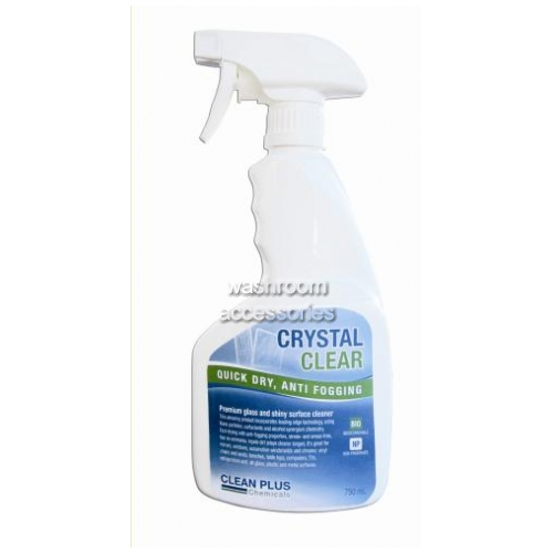 View BCP-314 Crystal Clear Premium Glass Window and Shiny Surface Cleaner details.