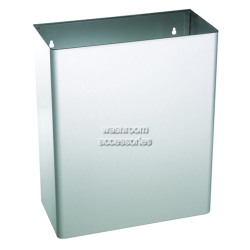 View 357 Wall Mount Bin 24L details.
