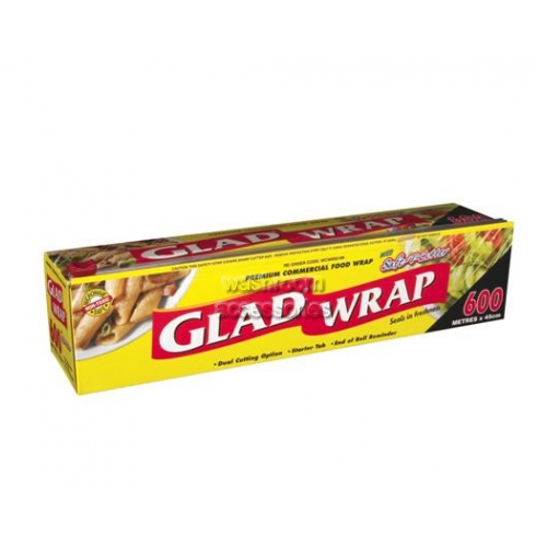 View WCW600/4N Glad Wrap details.
