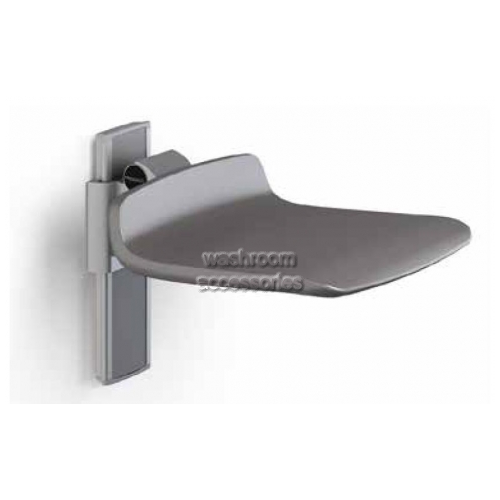 View Shower Seat, Manual Height Adjustable details.