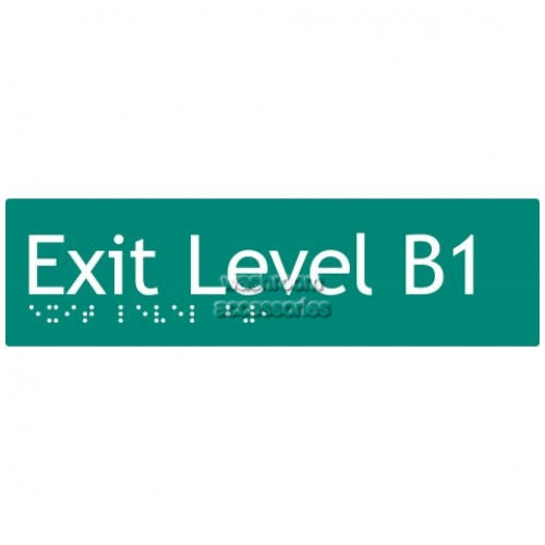 View EB1 Braille Exit Signs Basement 1 details.
