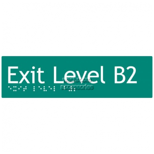View EB2 Braille Exit Signs Basement 2 details.