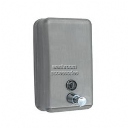 View ML605AS Soap Dispenser Vertical 1.2L details.