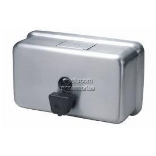 View 6542B Soap Dispenser 1.2L Horizontal details.