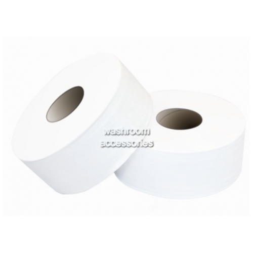 View EXCJR Jumbo Toilet Roll 300m details.