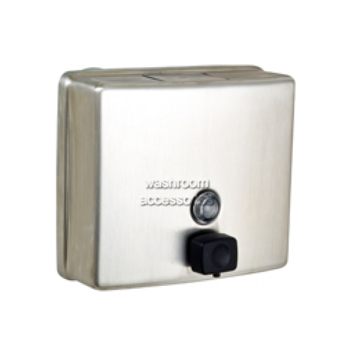 View ML603BS Soap Dispenser Square 1.2L details.