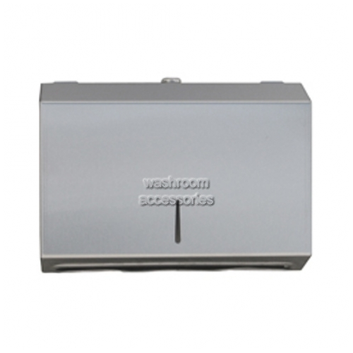 View ML726 Multifold Paper Towel Dispenser Small details.