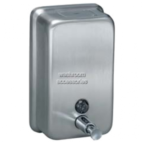 View 6562 Soap Dispenser 1.2L Vertical details.