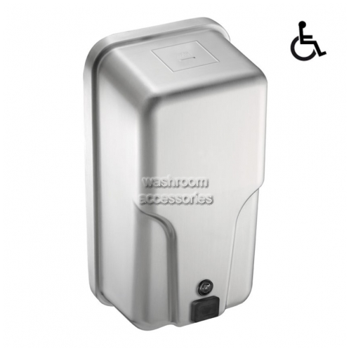 View 20363 Liquid Soap Dispenser 1.7L Push Button details.