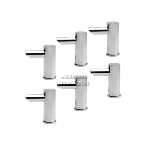 View 0390 Liquid Soap Dispenser Heads 6 Pack Automatic details.