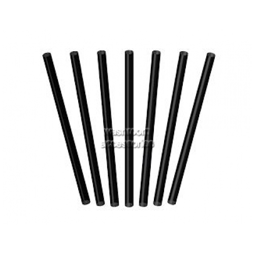 View Cocktail Straws Plastic 140mm L details.