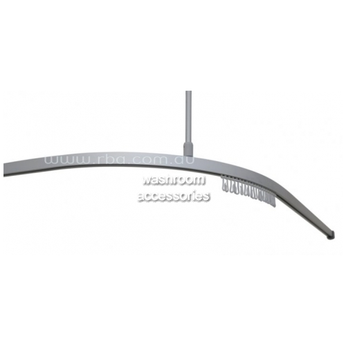 View RBA4177 Shower Curtain Track details.