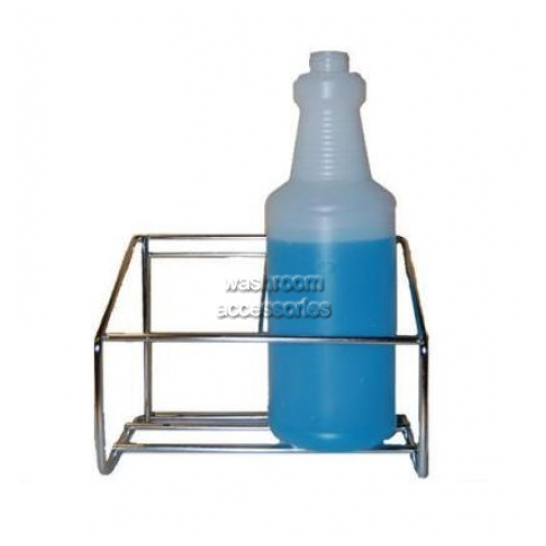 View LB972X1L Stainless Steel Spray Bottle Wire Rack 2 x 1L bottles details.