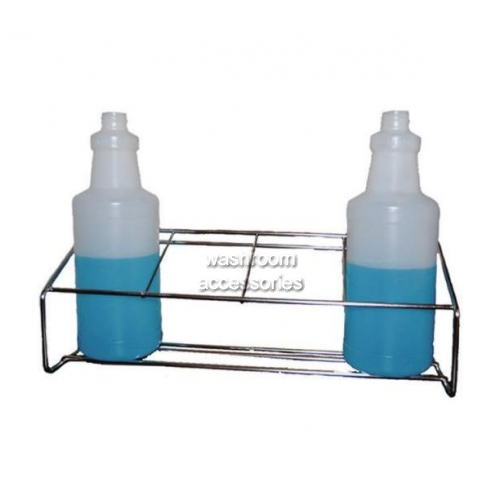 View LB974X1L Stainless Steel Spray Bottle Wire Rack 4 x 1L bottles details.
