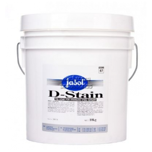 View D-Stain Stain Remover and Pre-Soak for Cutlery details.