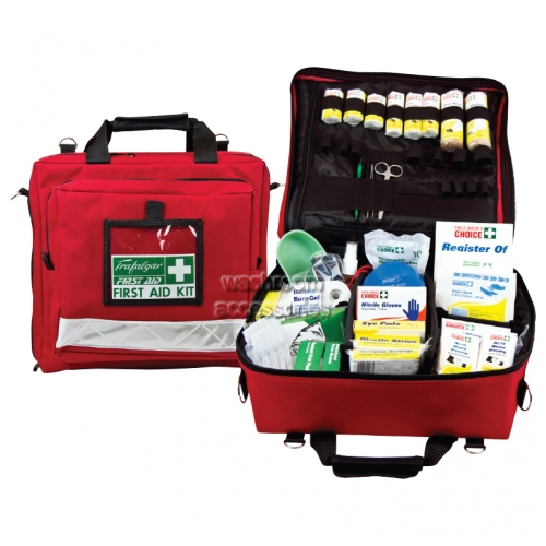 View National Workplace Portable Soft Case Kit details.