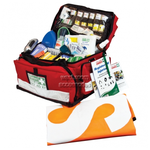 View National Workplace Outdoor and Remote Large Portable Soft Case Kit details.