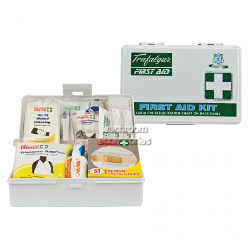 View Travel First Aid Kit details.