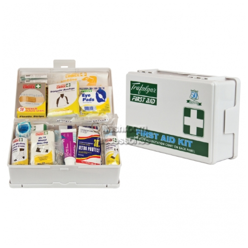 View General Purpose First Aid Kit details.
