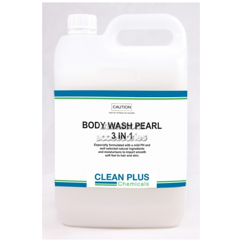 View 371 Body Wash Pearl 3 in 1 details.