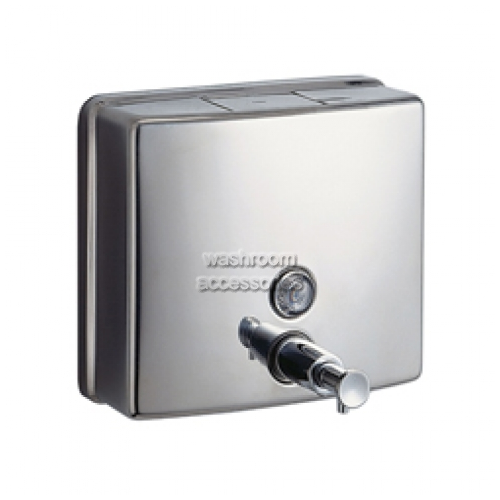 View ML603AS Soap Dispenser Square 1.2L details.