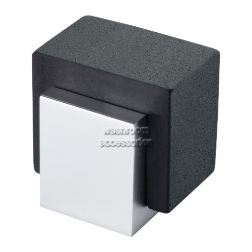 View DS107 Door Stop with Rubber Buffer Square details.