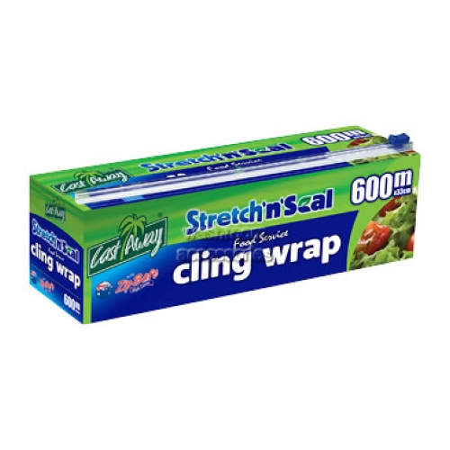 View Cling Wrap Large 600m x 33cm details.