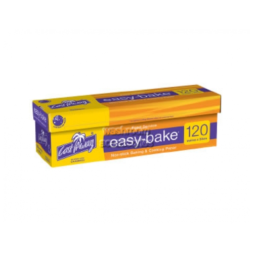 View Non-Stick Baking and Cooking Paper Small 120m x 30cm details.