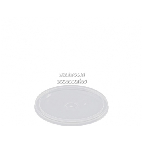 View Takeaway Container Lid Round Flat details.