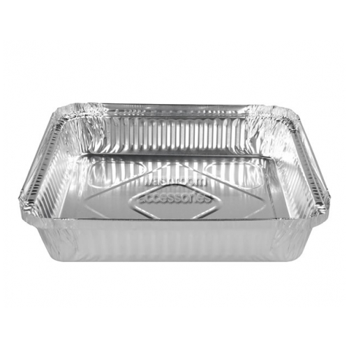 View Foil Takeaway Container Square Large details.