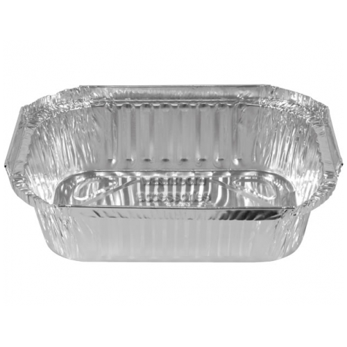 View Foil Takeaway Container Rectangular Medium details.