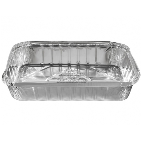 View Foil Takeaway Container Rectangular Large details.