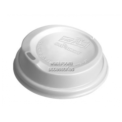 View Snap On Hot Cup Lid White details.