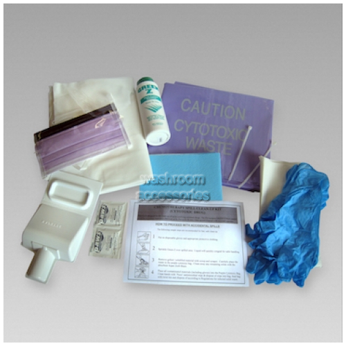 View Chemotherapy Spill Clean-Up Kit details.
