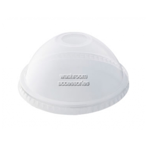 View Dome Straw Hole Plastic Clear Lid details.