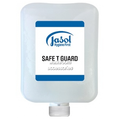 View Safe T Guard Hand Sanitiser, Foaming, Alcohol Free details.