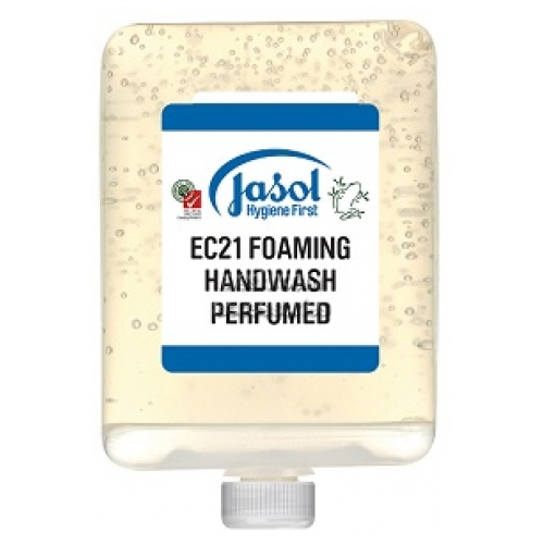 View 2073863 EC21 Foaming Hand Wash 6x1L pods details.